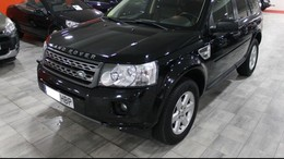 LAND-ROVER Freelander 2.2Td4 S CommandShift