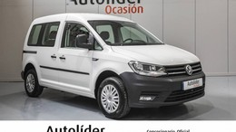 VOLKSWAGEN Caddy 2.0TDI Trendline Bluemotion 75kW