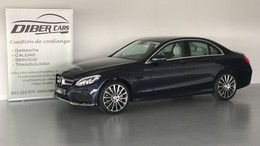 MERCEDES-BENZ Clase C 250 BE Sport Edition 7G Plus