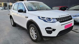 LAND-ROVER Discovery Sport 2.2TD4 SE 4x4 Aut. 150