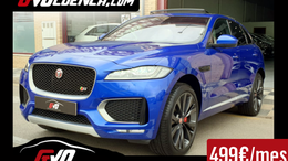 JAGUAR F-Pace 3.0TDV6 First Edition Aut. AWD