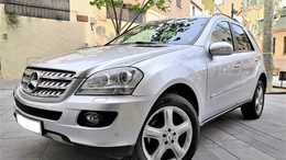 MERCEDES-BENZ Clase M ML 350 Aut.