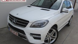MERCEDES-BENZ Clase M ML 350BlueTec 4M 7G Plus