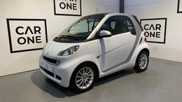 SMART Fortwo Cabrio 52 mhd Passion Aut.