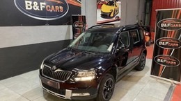 SKODA Yeti Outdoor 2.0TDI AB Black Pack 4x2 81kW