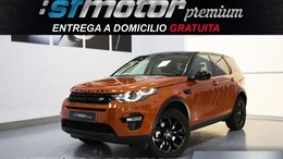 LAND-ROVER Discovery Sport 2.0TD4 HSE Luxury 7pl.Aut. 4x4 180