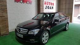 MERCEDES-BENZ Clase C 220CDI BE Edition Avantgarde Aut. (9.75)
