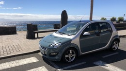 SMART Forfour 1.5 cdi Pulse 68 Aut.