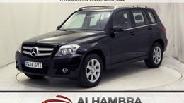 MERCEDES-BENZ Clase GLK 220 CDI 4MATIC BE AUTO 4X4