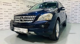 MERCEDES-BENZ Clase M ML 320CDI Aut.