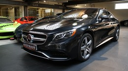 MERCEDES-BENZ Clase S Coupé 63 AMG 4Matic Aut.
