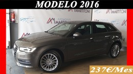 AUDI A3 Sportback 1.6TDI CD Attracted