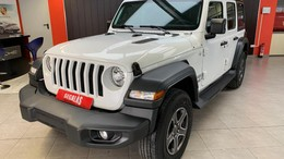 JEEP Wrangler Unlimited 2.2CRD Sport 8ATX