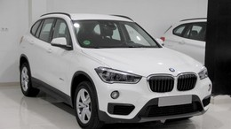 BMW X1 sDrive 18dA (4.75)