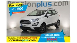 FORD EcoSport 1.0 EcoBoost Trend 125