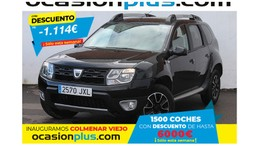 DACIA Duster 1.5dCi SL Blackshadow 4x2 110