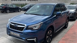 SUBARU Forester  2.0 TD Lineartronic Executive CVT