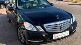 MERCEDES-BENZ Clase E  200 BlueEFFICIENCY Avantgarde