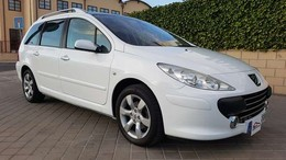 PEUGEOT 307  Sw 1.6Hdi Pack+ Techo Clima Libro Garantía IVA