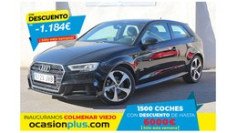 AUDI A3 2.0TDI S Line Edition 110kW
