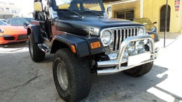 JEEP Wrangler 4.0 Sport Techo Lona AT
