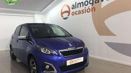 PEUGEOT 108 Top! 1.0 VTi Allure