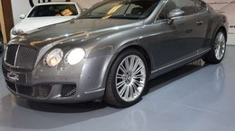 BENTLEY Continental GT Speed Aut.