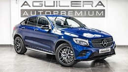 MERCEDES-BENZ Clase GLC 220 Coupé d 4Matic Aut.
