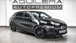MERCEDES-BENZ Clase CLA Shooting Brake 220d 8G-DCT