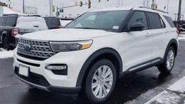 FORD Explorer Hybrid 3.3L 4WD Limited
