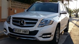 MERCEDES-BENZ Clase GLK 200CDI BE 7G-Tronic Plus