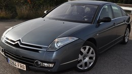 CITROEN C6 2.7HDi V6 Exclusive Aut.