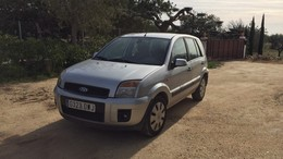 FORD Fusion 1.4TDCi Trend