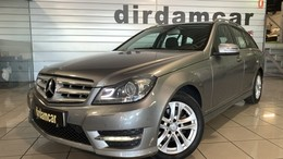 MERCEDES-BENZ Clase C Estate 220CDI BE Avantgarde