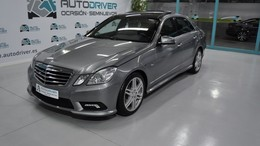 MERCEDES-BENZ Clase E 250CDI BE Avantgarde Aut.