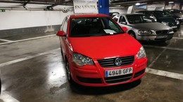 VOLKSWAGEN Polo 1.4TDI Bluemotion 80