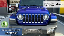 JEEP Wrangler Unlimited 2.0T GME Sahara 8ATX
