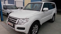 MITSUBISHI Montero 3.2DI-D Spirit 5AT 190