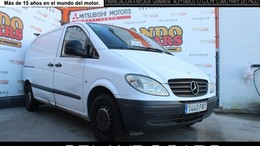 MERCEDES-BENZ Vito 109CDI L Larga 95