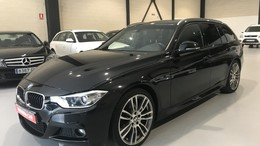 BMW Serie 3 320d Touring Efficient Dynamics Modern