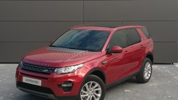 LAND-ROVER Discovery Sport 2.0TD4 SE 4x4 150
