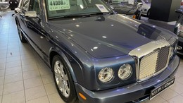 BENTLEY Arnage Gasolina de 4 Puertas