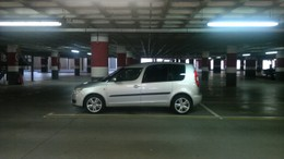 SKODA Roomster 1.9TDI Family