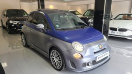 ABARTH 500 595 1.4T-Jet Turismo Secuencial 160