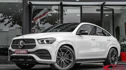 MERCEDES-BENZ Clase GLE Coupé 400d 4Matic Aut.