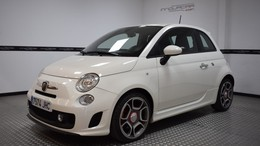 ABARTH 500 1.4T-Jet Secuencial