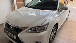 LEXUS CT 200h Executive+Navibox