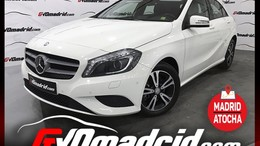 MERCEDES-BENZ Clase A 220CDI BE Style 4M 7G-DCT