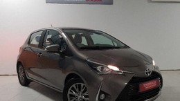 TOYOTA Yaris 1.0 VVT-I ACTIVE TECH 69 5P