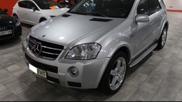 MERCEDES-BENZ Clase M ML 63 AMG Aut.